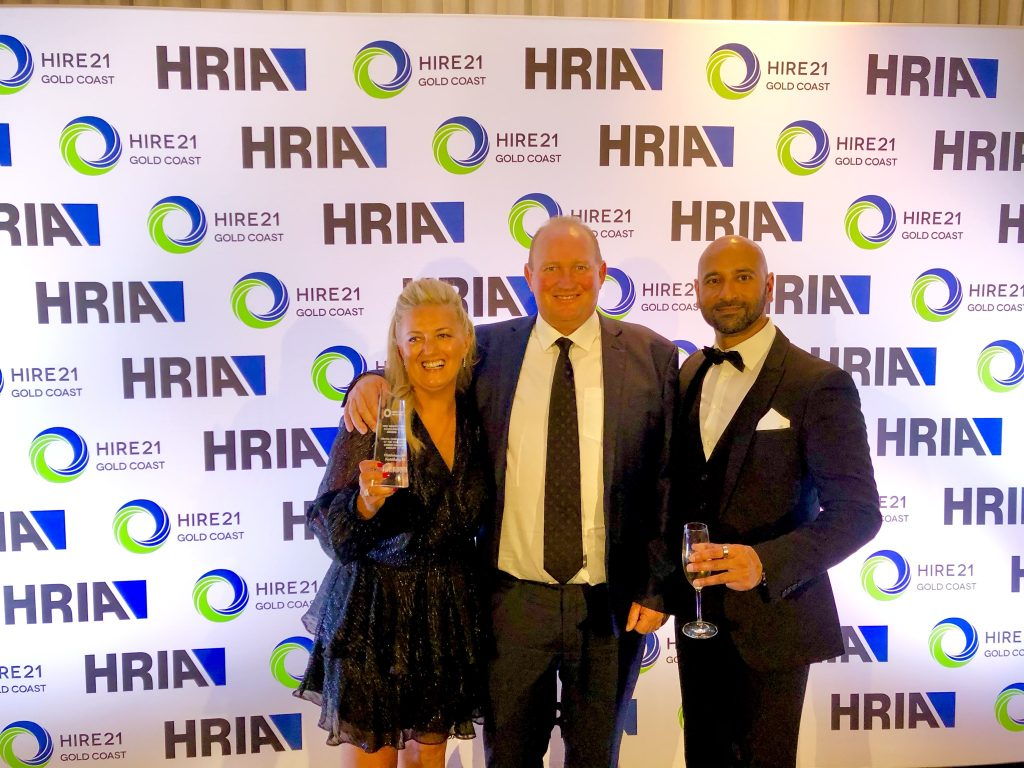 2021 HRIA Hire & Rental Company of the Year